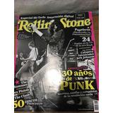 Revista Rolling Stone 30 Años De Punk 2006