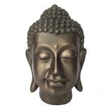 Cabeza Buda Figura Decoración Armonía Feng Shui Budismo