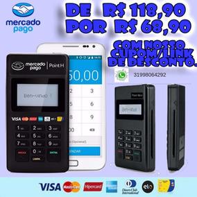 Máquina Maquininha Point Mini Cartão Crédito Débito