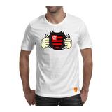 Camiseta Flamengo Masculina 2018 Futebol Clube Erre Jota