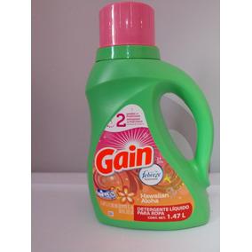 Detergente Liquido Gain 1.47 Litros