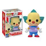 Funko Pop Simpsons Krusty The Clown (vaulted)