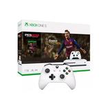 Consola Xbox One S 1tb Joystick Game Pass Pes 2019
