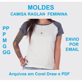 c981b6ea7 Gabarito De Camisas Sublimação Total no Mercado Livre Brasil