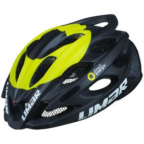 Casco Bicicleta Ruta Limar Ultraligth Direct Energie Team