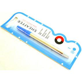 Carga Sheaffer Roller Ball Caneta Esferográfica Média Azul