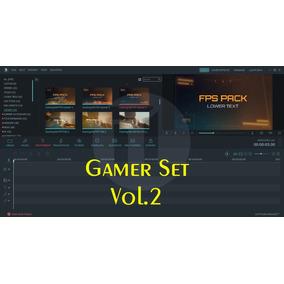 Pack De Efeitos Especiais Filmora - Gamer Vol.2
