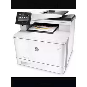 Impresora Hp M477fnw Color Laserjet Pro Mfp