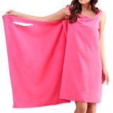 Toalla Vestido De Microfibra Para Mujer Fiusha H2040