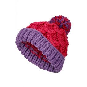 Marmot Gorra Invernal Harper Hat Fuschia Unitalla Para Niña