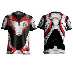 3 Camisas Vingadores