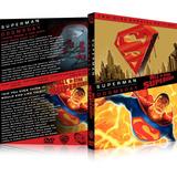 Box A Morte Do Superman + Grandes Astros...