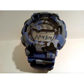 f256a38171d G Shock Camuflado - Relógio Masculino no Mercado Livre Brasil