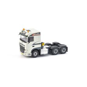 Miniatura Caminhão Daf 6 X 4 1:50 Imc Model