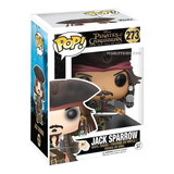 Funko Pop! Jack Sparrow 273 Original Disney Scarlet Kids