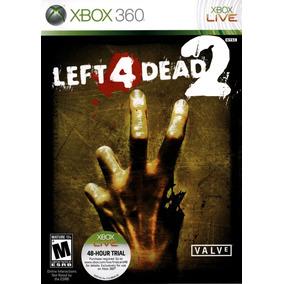 Left 4 Dead 2 Xbox 360 - Mídia Digital