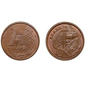 Moeda De 1 Centavo Real - 2003