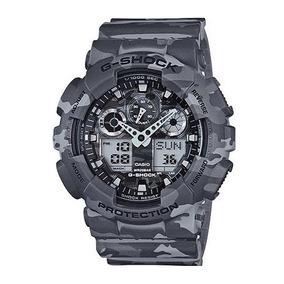 Relógio Casio G-shock Ga-100cm-8a