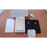 iPhone 5 Dourado Original Semi Novo