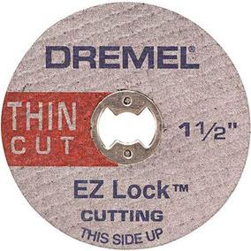 Disco De Corte Dremel E409, 1.1/2 - 2615e409aa
