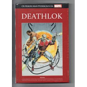 Coleção Marvel Heroes Ed 97 Deathlok