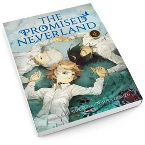 The Promised Neverland - Volumes Variados