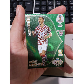 Card Adrenalyn Xl Copa 2018 Russia Game Changer Ivan Perisic