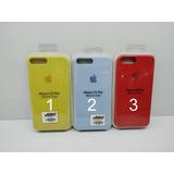 Silicone Case iPhone 7 / 8 Plus
