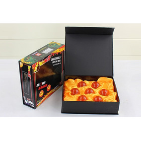 7 Esferas Do Dragão 3,5 Dragon Ball Z Caixa Envio Imediato