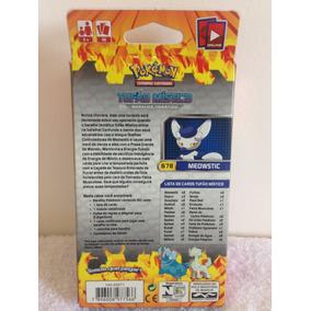 Starter Deck - Pokémon Xy2 - Flash De Fogo - Tufão Místico