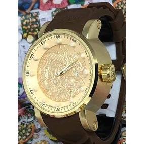 6e1e9c9ac77 Relogios Masculinos Importados Dourado - Relógios no Mercado Livre ...