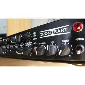 Cabezal Valvular Laney Irt Studio Iron Heart