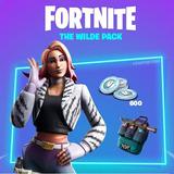 Fortnite - Pack De Inicio + 600 Pavos - Pc / Ps4 / Xbox