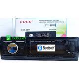 Radio Con Bluetooth - Usb - Sd - Aux - Fm -rca+ Bono Regalo