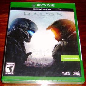 Videojuego Halo 5 Guardians Xbox One Fisico Nuevo Sellado