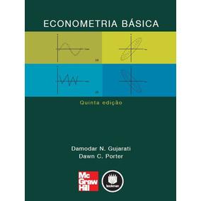 Livro Econometria Básica - 5ªed. [gujarati]