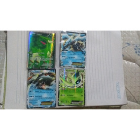 Lote Cards Pokemon Ex