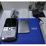 Celular Nokia Vintage ( Liberado ) E5 Con Funda