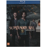 Supernatural - A Nona Temporada Completa *4 Blu-ray