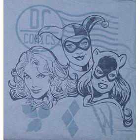 Playera T-shirt Bad Girls Funko Pop Legion Of Collectors Dc