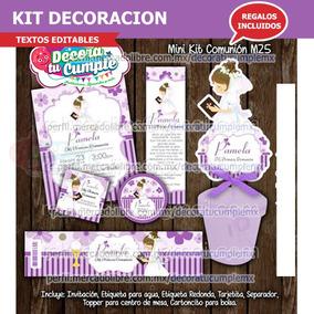 b58d978e698 Kit Imprimible Primera Comunion - Kits Imprimibles en Mercado Libre México