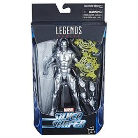 Figura Silver Surfer 6 Pulgadas Marvel Legends