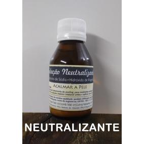 Solução Neutralizante A 12,5% Vidro 50 Ml