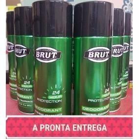 Promoção 6unidades Desodorante Brut Aerosol 283g