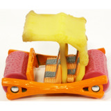 Kachorro Toys - Troncomovil De Hot Wheels - Troncos Giran!