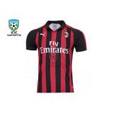 Uniforme Completo Milan - Futebol no Mercado Livre Brasil 933b7d9872d8b