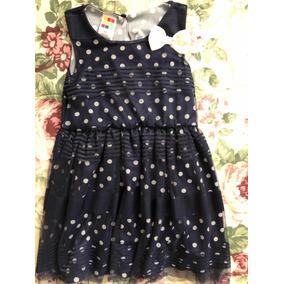 Vestidos Lote Niña Talla 4 Y 5 Carters Zara Healthex Disney