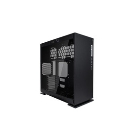 Gabinete In Win 303-c Led Rgb Mid Tower Cristal Templado