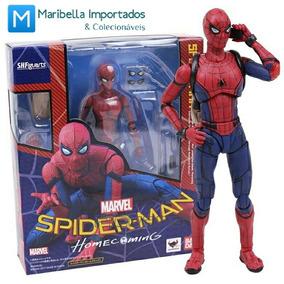 Boneco Homem Aranha / Spider Man - Homecoming - Figure Novo