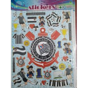 c2a8e683a9 Adesivo Corinthians Bicampeo De Clubes - Coleções e Comics no ...
